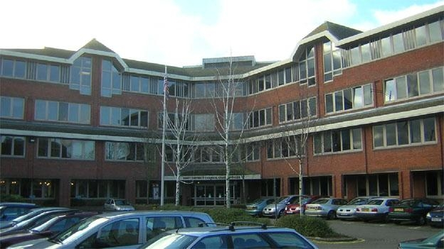 Hart District Council Offices