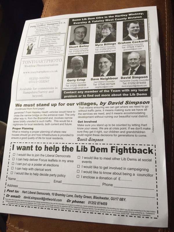 Lib Dem Focus Sept 2015 2 of 2