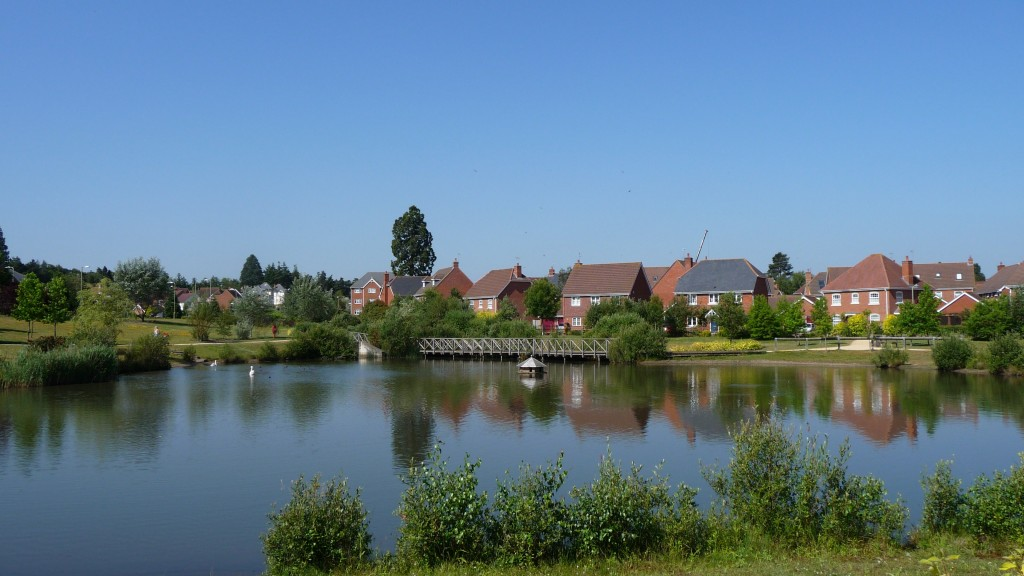 Elvetham Heath near Fleet, Hampshire
