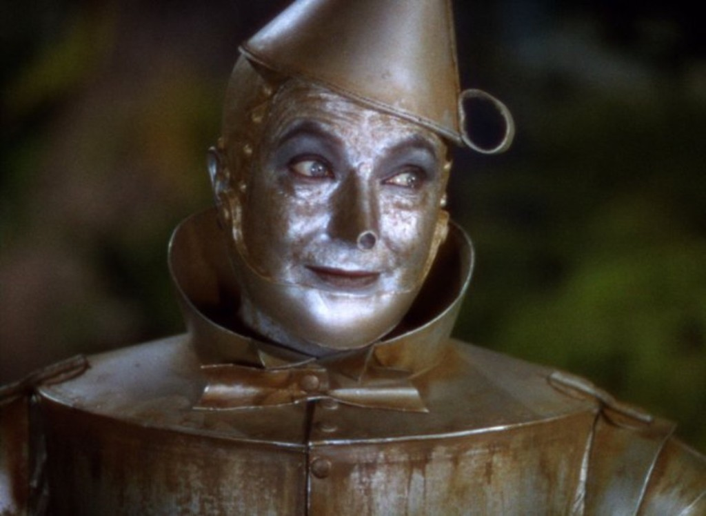 Tin Man new town has no heart