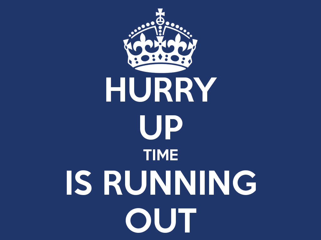 Hurry up, time is running out to respond to the Hart Council consultation about the Local Plan.