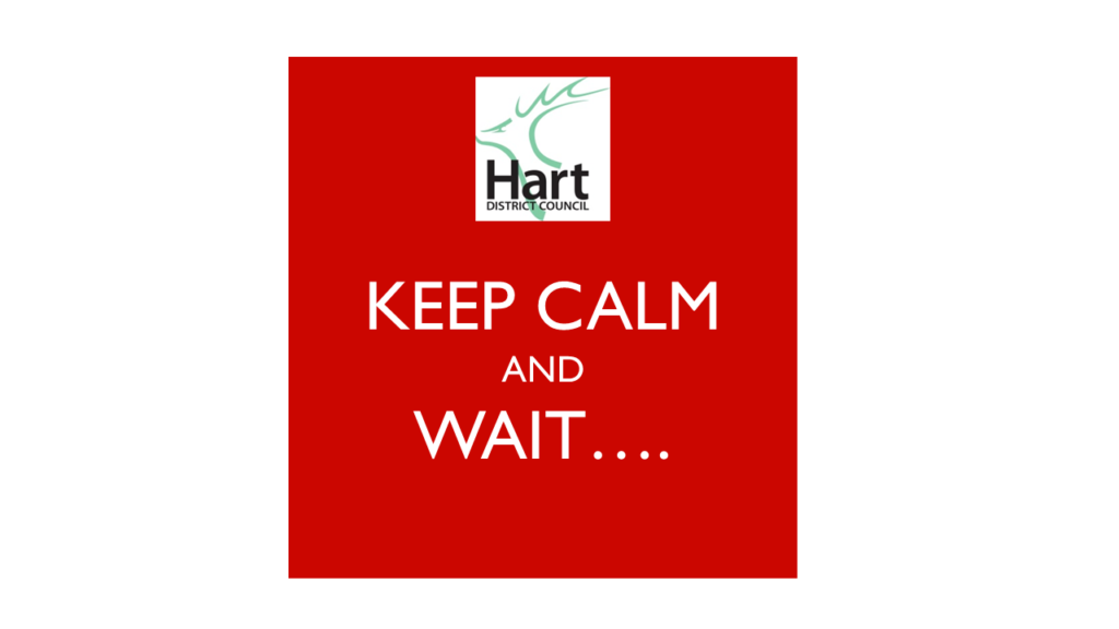 Hart District Local Plan delayed again