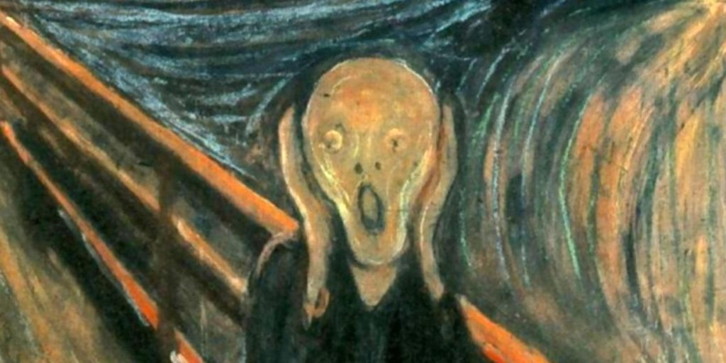 The Scream - Hart Rushmoor and Surrey Heath SHMA