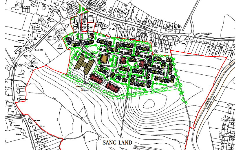 Cross Farm planning application withdrawn