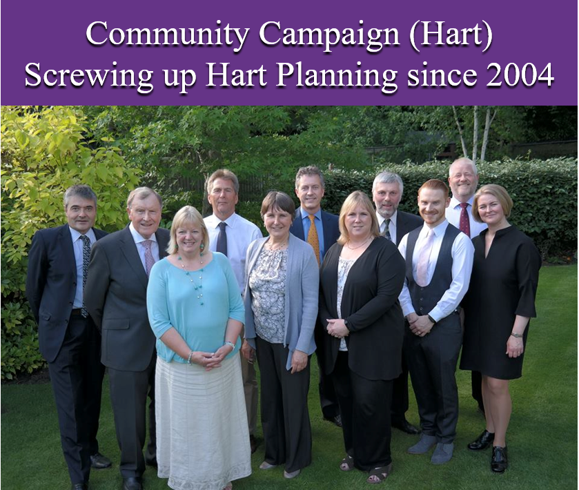 Community Campaign Hart (CCH) reveal plans to Completely Concrete Hart