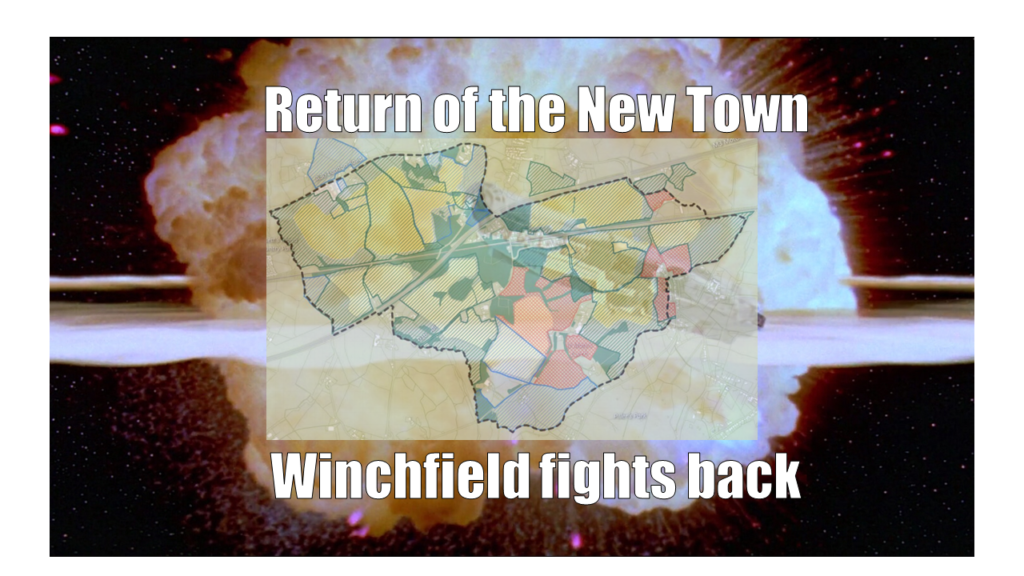 Return of the New Town - Winchfield fights back