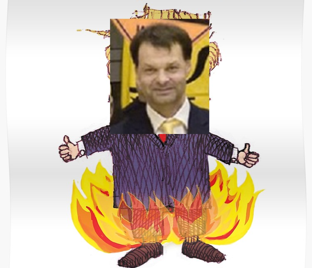 Graham Cockarill Pants On Fire