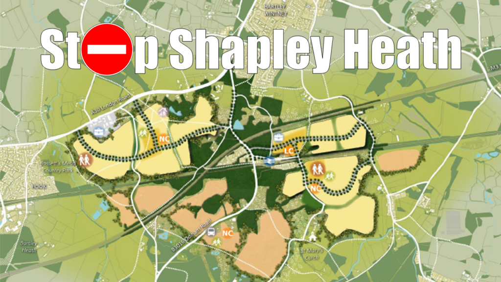 Stop Shapley Heath