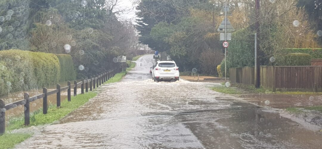 Pilcot Road Flood. #StormDennis.